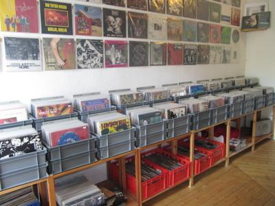 Höhn Music shop